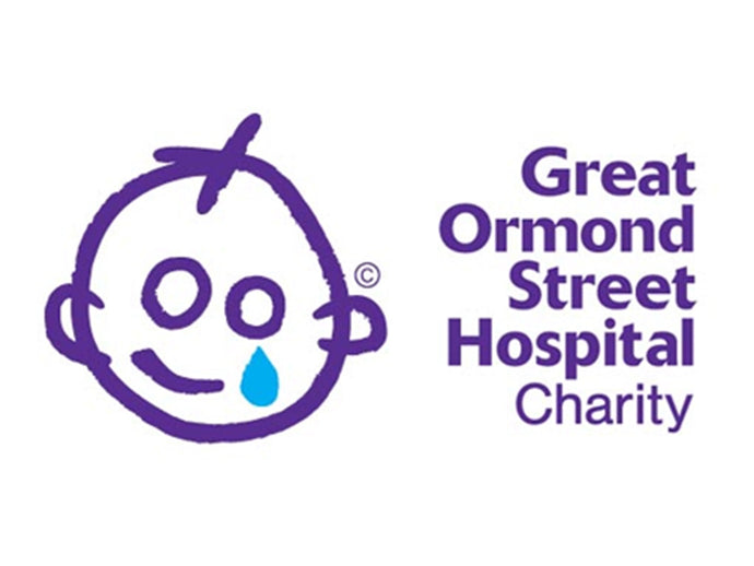 Great Ormond Street Hospital Childrens Charity Donation