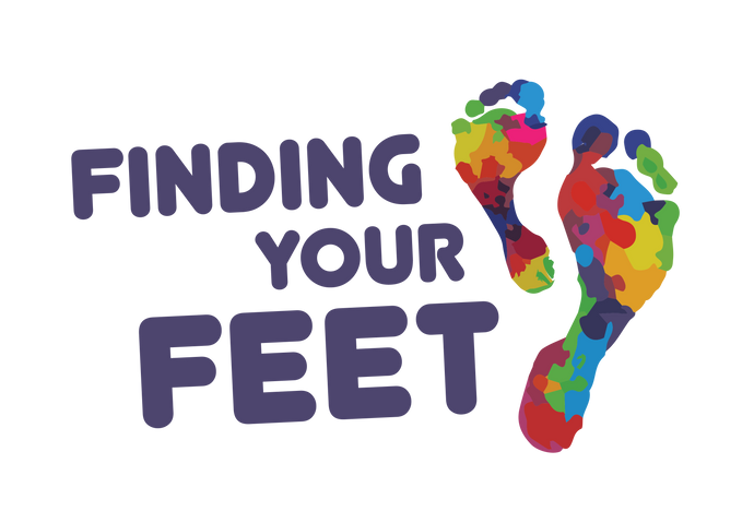 Finding Your Feet Donation