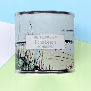 Echo Beach Large Paint Tin Candle