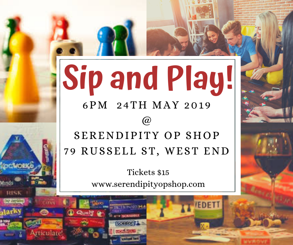 Paint and Play at Serendipity - 24th May 2019