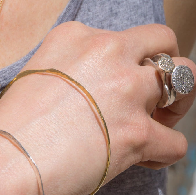 Hope Ring - Rings - Stoned & Waisted Fashion