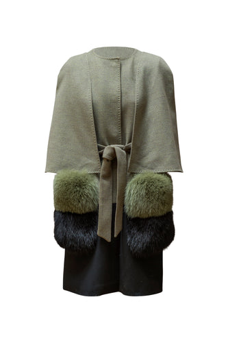Boo Coat - Jackets and Coats - Stoned & Waisted Fashion
