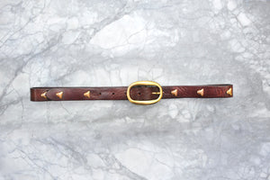 Buzz Bee Belt - Premium Italian Collection Belts - Stoned & Waisted Fashion
