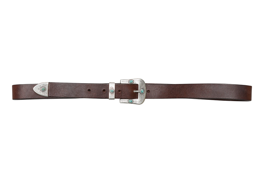 Lucy Belt - Classic Belts - Stoned & Waisted Fashion