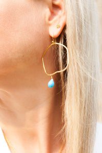 Matilda Earrings - Earrings - Stoned & Waisted Fashion