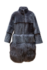 Saskia Coat - Jackets and Coats - Stoned & Waisted Fashion