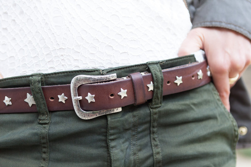 Tara Belt - Classic Belts - Stoned & Waisted Fashion