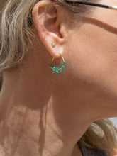 Load image into Gallery viewer, Tattie Earrings - Earrings - Stoned & Waisted Fashion