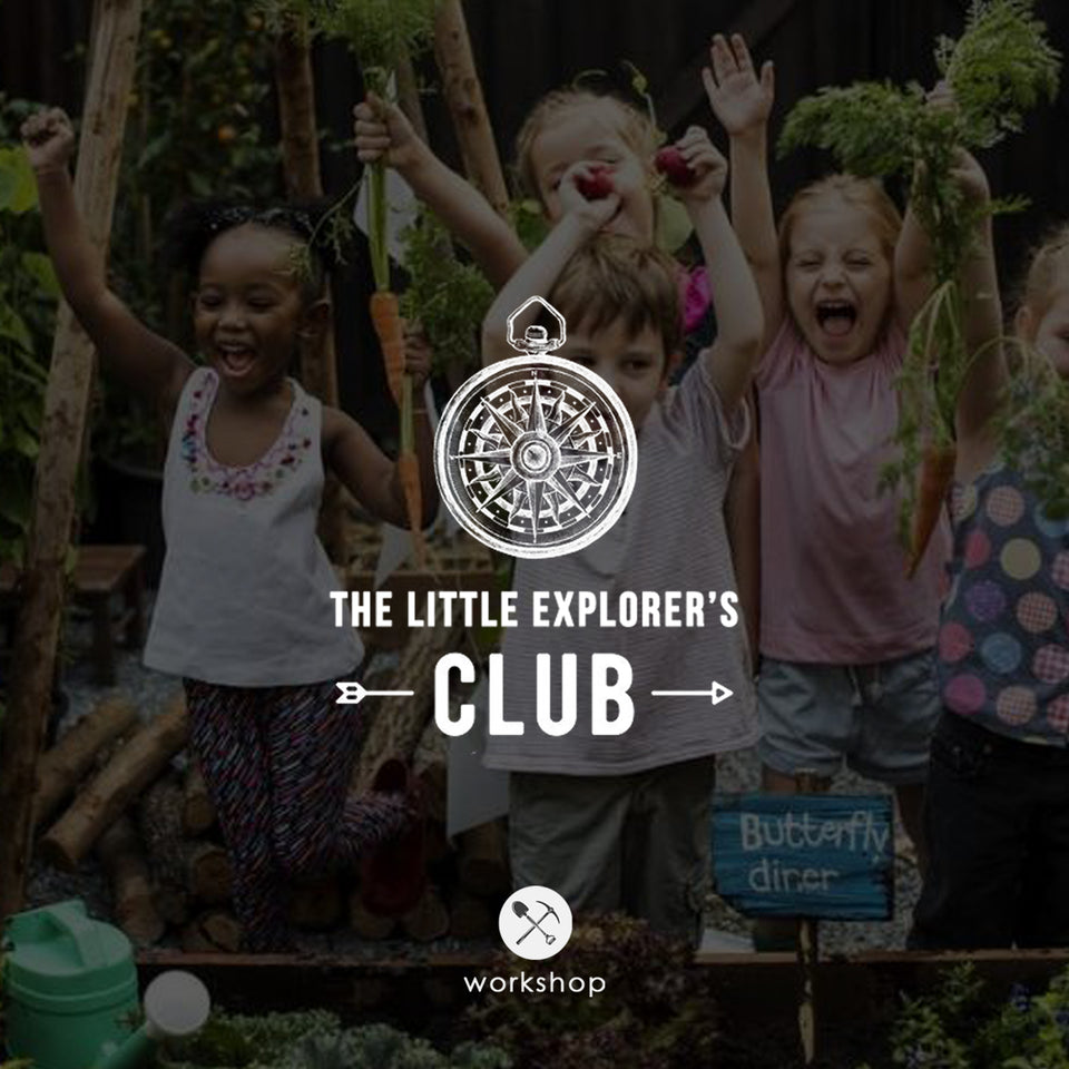 The Little Explorer's Club - farm tours