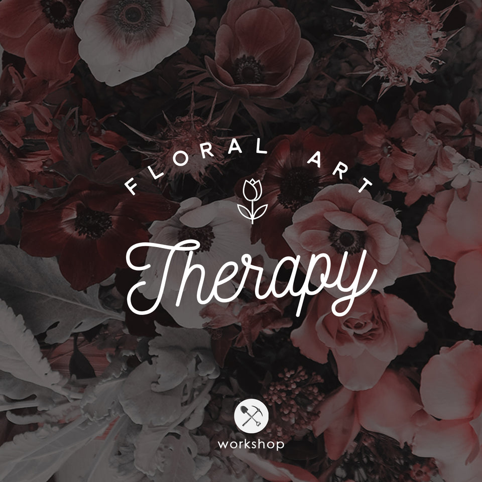 Floral Art Therapy