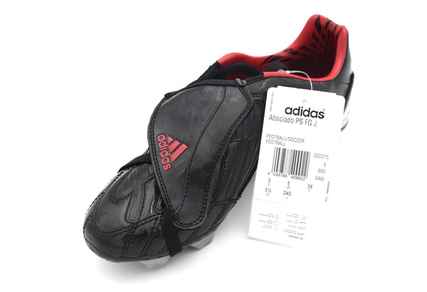 ADIDAS BAMBINO JUNIOR SCARPA SPORTIVA DA CALCIO IN GOMMA G02275 ABSOLADO PS FG J