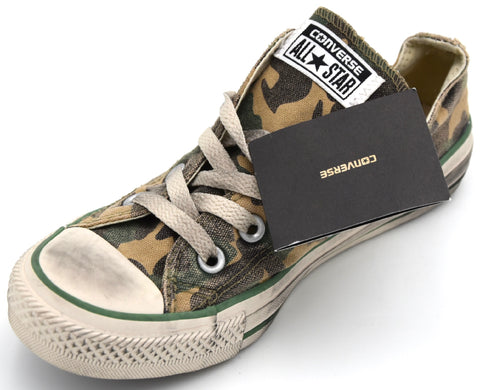 CONVERSE ALL STAR UOMO DONNA UNISEX SCARPA SNEAKER CASUAL ART. 1C14SP28
