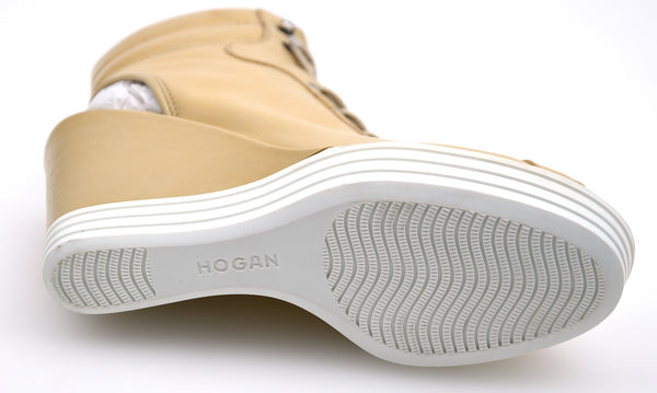 HOGAN REBEL SCARPA TRONCHETTO PUNTA APERTA DONNA ART. HXW1810E240D0WC209 DIFETTO