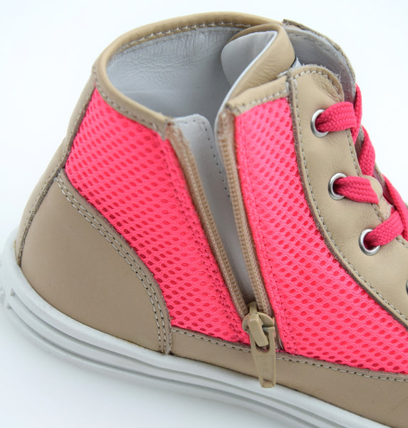 HOGAN REBEL JUNIOR BAMBINA SCARPA SNEAKER CASUAL ART. HXT1410I390D5E0XBC
