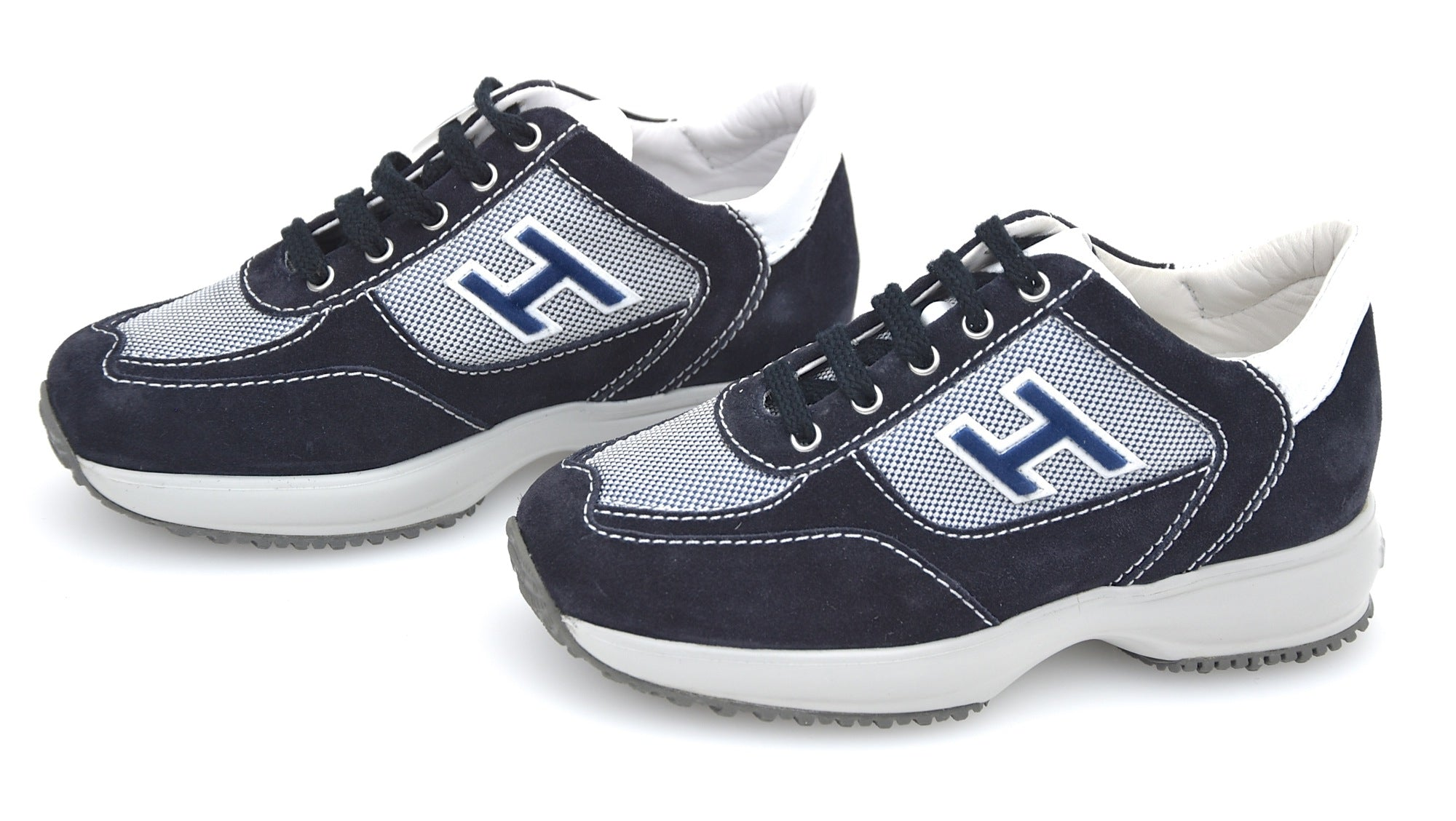 HOGAN JUNIOR NEW INTERACTIVE BAMBINO SCARPA SNEAKER CASUAL HXC00N032420SL516L