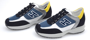HOGAN JUNIOR NEW INTERACTIVE BAMBINO SCARPA SNEAKER CASUAL HXC00N0324240Y922E