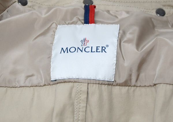 MONCLER DONNA GIACCA TRENCH PRIMAVERILE ART. RENOTE 11 093 4606005 54349