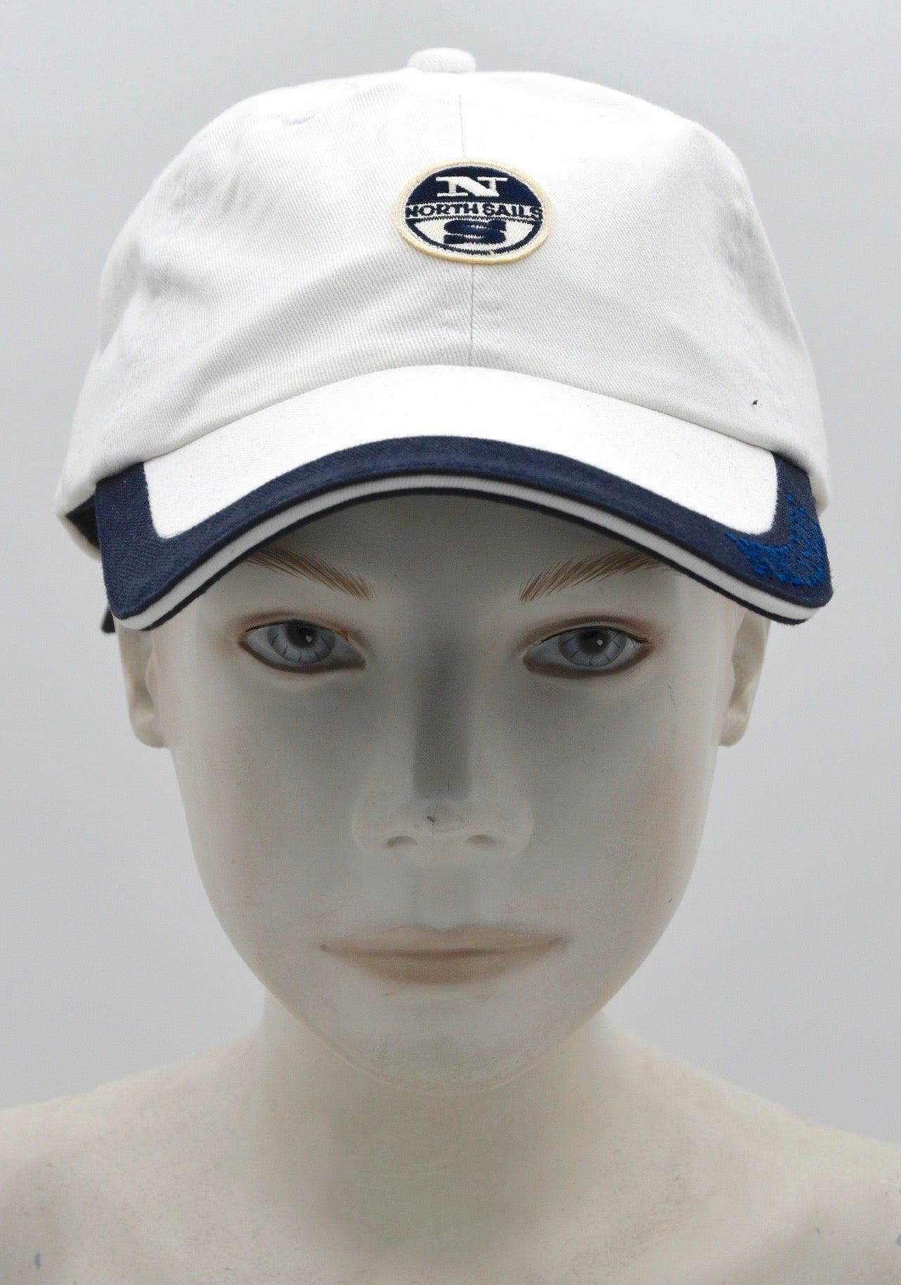 NORTH SAILS BAMBINO CAPPELLO DA BASEBALL PRIMAVERILE CASUAL ART. 72 7124 01 500
