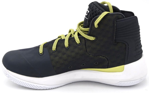 UNDER ARMOUR JUNIOR BAMBINO RAGAZZO SCARPA SNEAKER BASKET UA GS SC 3ZER0 1295998