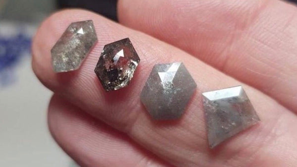 WHAT IS A GREY DIAMOND?