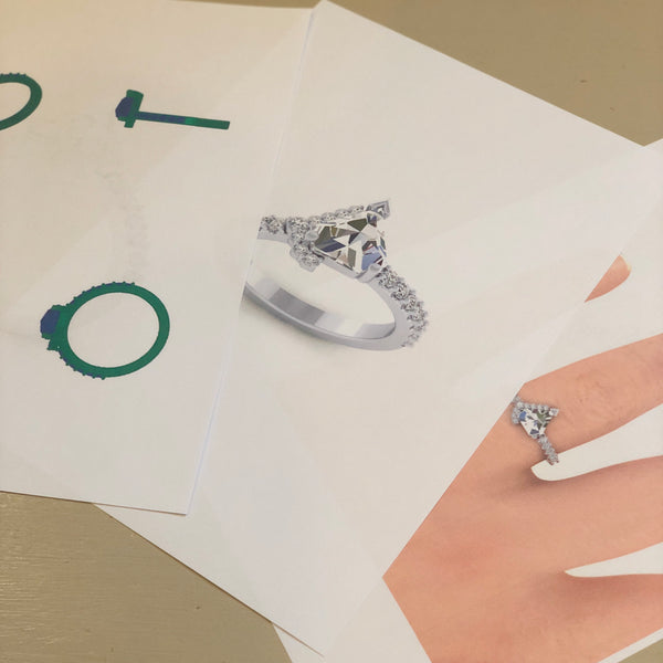 Bespoke Ring Design Images Only
