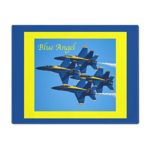 Thunderbirds Blue Angel Placemat