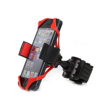 Load image into Gallery viewer, 360 Degree Adjustable Bicycle Phone Holder Motorcycle Bike