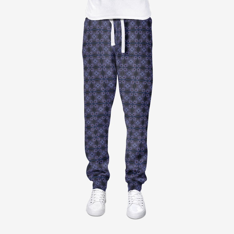 Taino Style All-Over Print men's joggers sweatpants