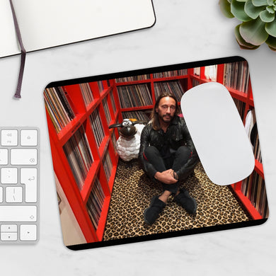 Happy Birthday DJ Bob Sinclar Mousepad