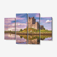 "Load image into Gallery viewer, Dunguaire Castle Ireland for the Living Room -  Hang 4x12""x32"