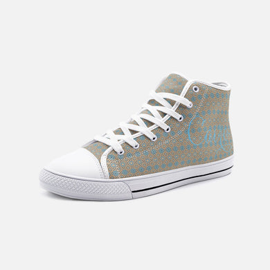 Cairo Women High Top Canvas Shoes