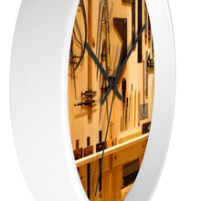 Load image into Gallery viewer, Craftsmanship Tool Wall clock