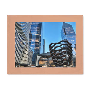 Hudson Yards Scenic Placemat