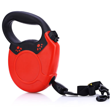 8m Extendable Retractable Pet Training Lead Leash for
