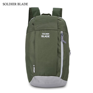 SOLDIER BLADE Water Resistant Light Weight Biking Backpack