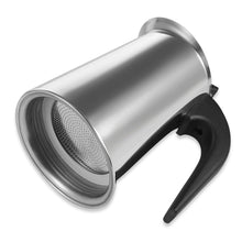 Load image into Gallery viewer, Stovetop Caribe Espresso Maker Stainless Steel.