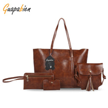 Load image into Gallery viewer, TOTE 439 Leather Handbag #120