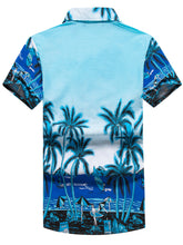 Load image into Gallery viewer, Tropical Print Matching Family Shirt