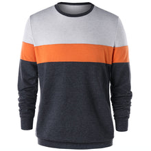 Load image into Gallery viewer, Color Block Ringer Sweatshirt