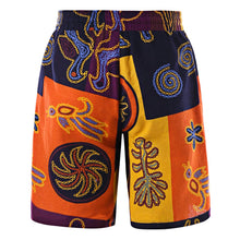 Load image into Gallery viewer, Ethnic Printed Bermuda Shorts