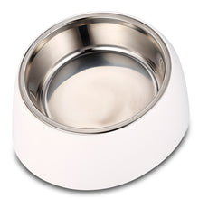 Load image into Gallery viewer, Stainless Steel Pet Bowls with Rubber Base for Dogs Cats