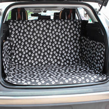 Load image into Gallery viewer, Car Trunk Pet Pad Seat Cover for Cats Dogs Carriers