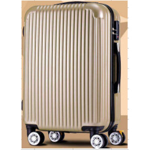 A041 ABS Material Travel Luggage Trolley Case