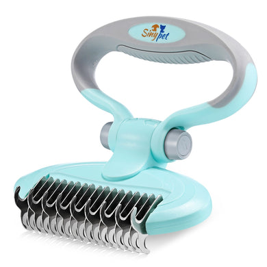 Sinypet Q - 008 - S Pet Dematting Comb Smart Hairy Knot