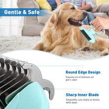 Load image into Gallery viewer, Sinypet Q - 008 - S Pet Dematting Comb Smart Hairy Knot