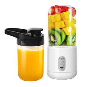 Mini Juicer Cup USB Chargeable Portable Electric Juice Blender