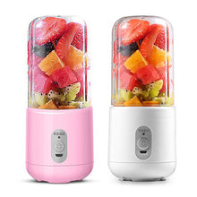 Load image into Gallery viewer, Mini Juicer Cup USB Chargeable Portable Electric Juice Blender