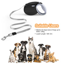 Load image into Gallery viewer, Sinypet L - 007 Retractable Dog Leash 5m Suitable for Pet Up to 30kg