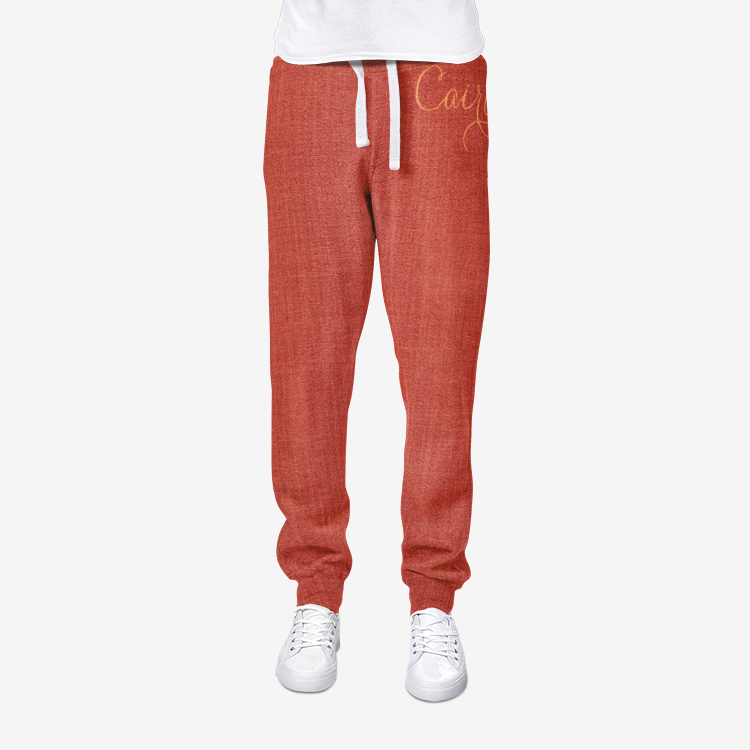 Cairo Design All-Over Print men's joggers sweatpants