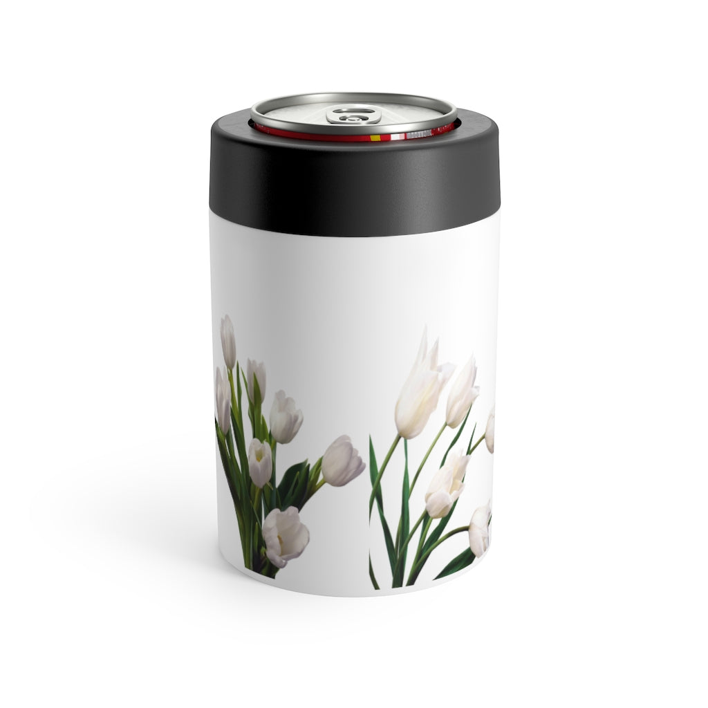Floral Holland Tulips Can Holder
